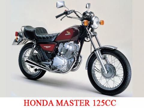 honda master