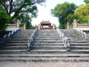 Gia Long Hue tombs