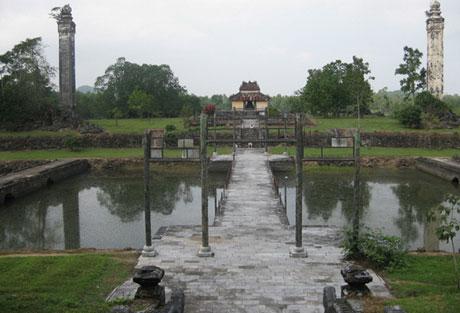 Thieu Tri Hue Tombs