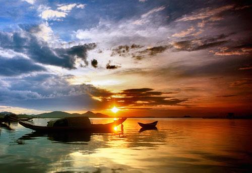 Hue lagoon