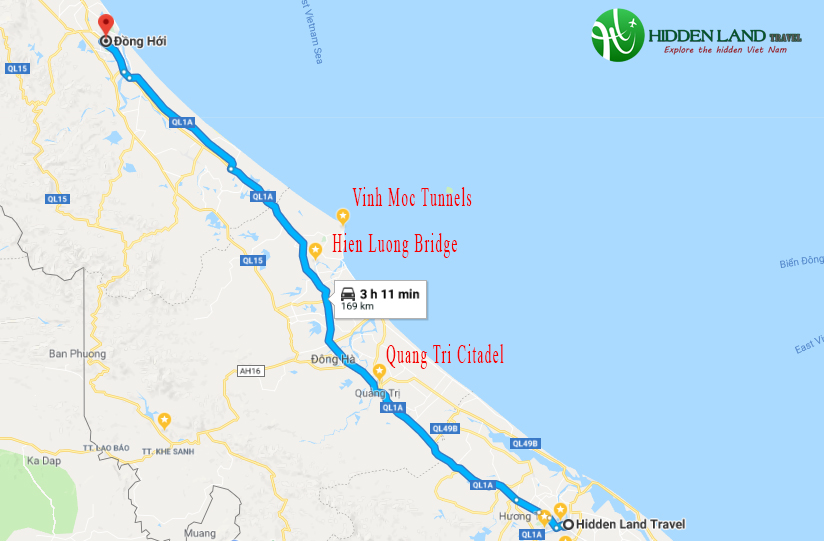 Hoi An to Ha-Noi motorbike hire