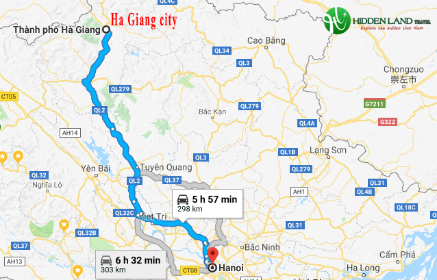 hanoi to ha giang motorbike rental